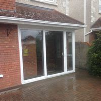 Glass Porch Extension Dunboyne